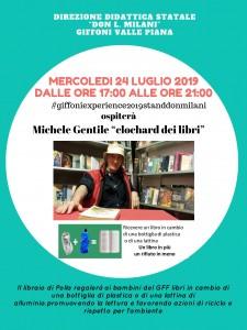 locandina Michele