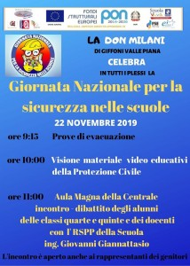 sicurezza don milani